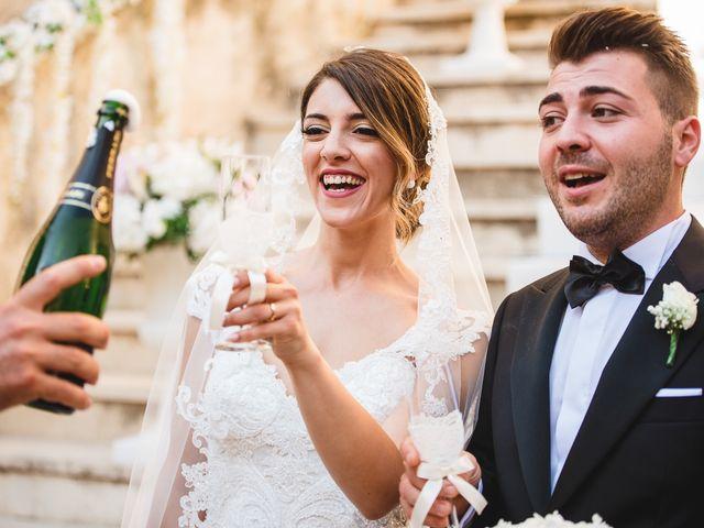 Il matrimonio di Federica e Guido a Licata, Agrigento 41