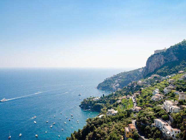 Il matrimonio di Gabriele e Emma a Amalfi, Salerno 1