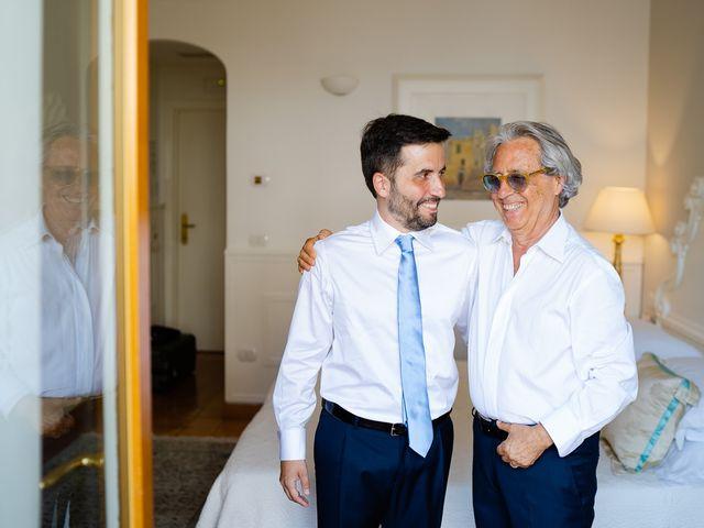 Il matrimonio di Gabriele e Emma a Amalfi, Salerno 29