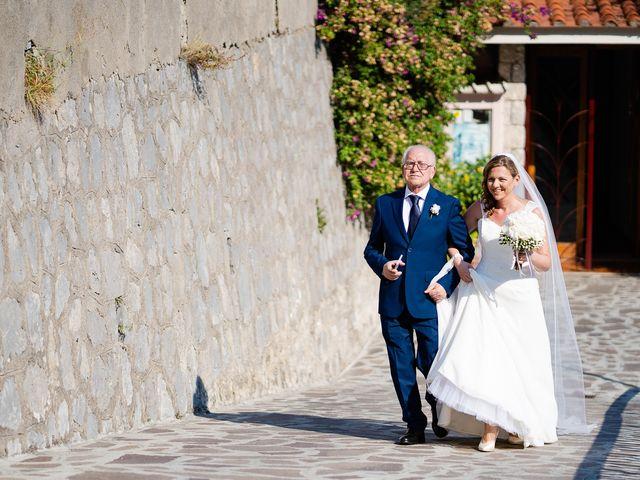 Il matrimonio di Gabriele e Emma a Amalfi, Salerno 30