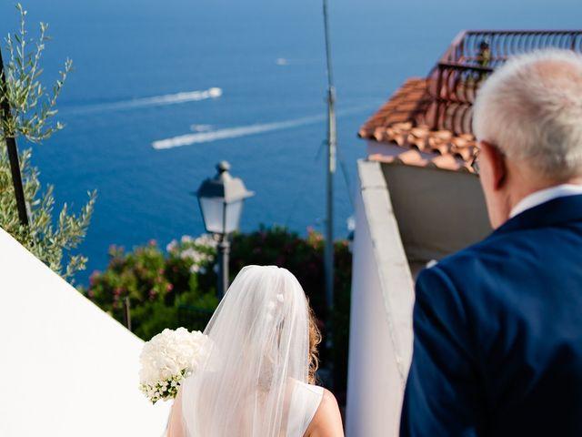Il matrimonio di Gabriele e Emma a Amalfi, Salerno 31