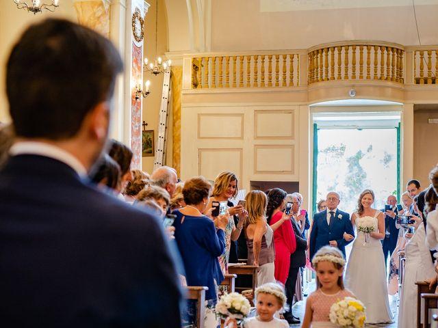 Il matrimonio di Gabriele e Emma a Amalfi, Salerno 34