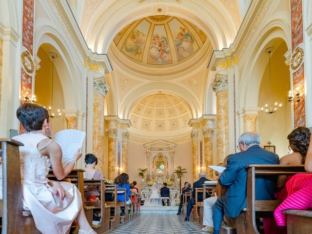 Il matrimonio di Gabriele e Emma a Amalfi, Salerno 35