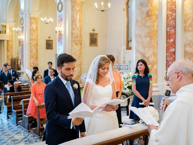 Il matrimonio di Gabriele e Emma a Amalfi, Salerno 37