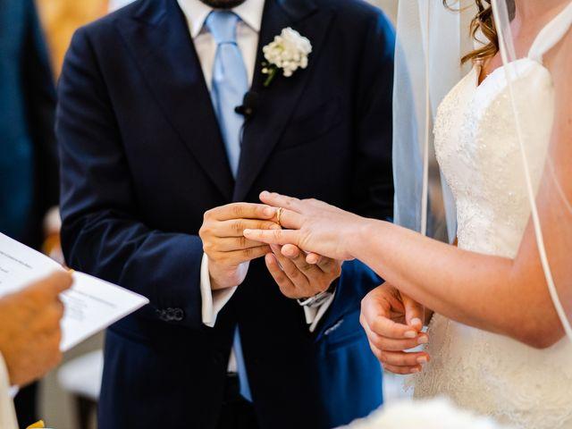 Il matrimonio di Gabriele e Emma a Amalfi, Salerno 40