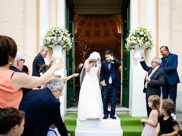 Il matrimonio di Gabriele e Emma a Amalfi, Salerno 42