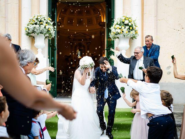 Il matrimonio di Gabriele e Emma a Amalfi, Salerno 43