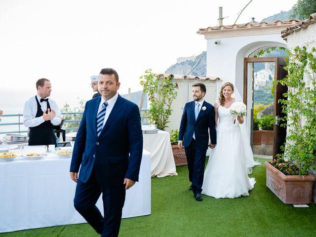 Il matrimonio di Gabriele e Emma a Amalfi, Salerno 48