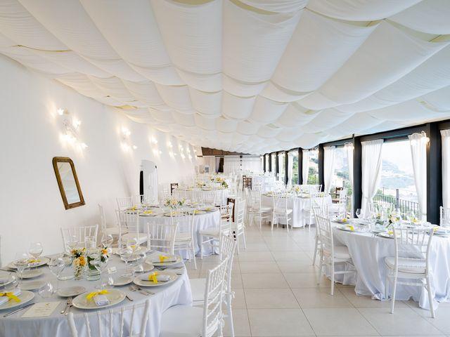 Il matrimonio di Gabriele e Emma a Amalfi, Salerno 49