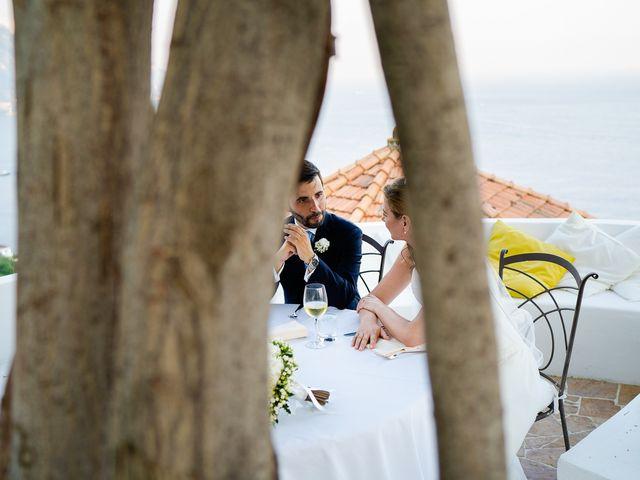 Il matrimonio di Gabriele e Emma a Amalfi, Salerno 51