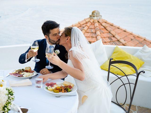 Il matrimonio di Gabriele e Emma a Amalfi, Salerno 52
