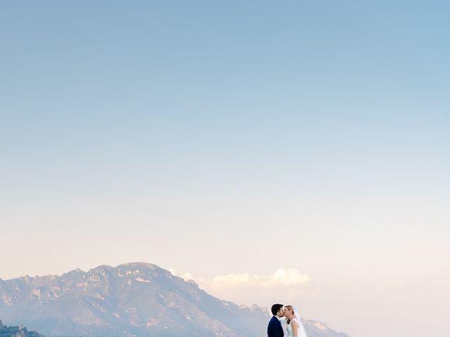 Il matrimonio di Gabriele e Emma a Amalfi, Salerno 54