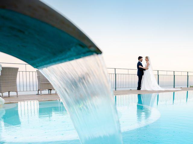 Il matrimonio di Gabriele e Emma a Amalfi, Salerno 55