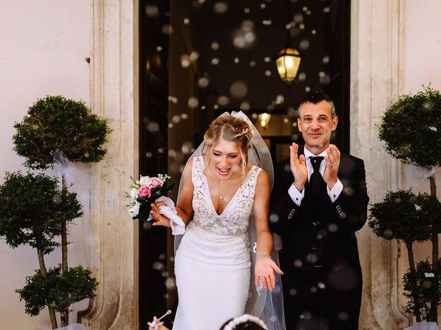 Il matrimonio di Michele e Silvia a Macerata, Macerata 34