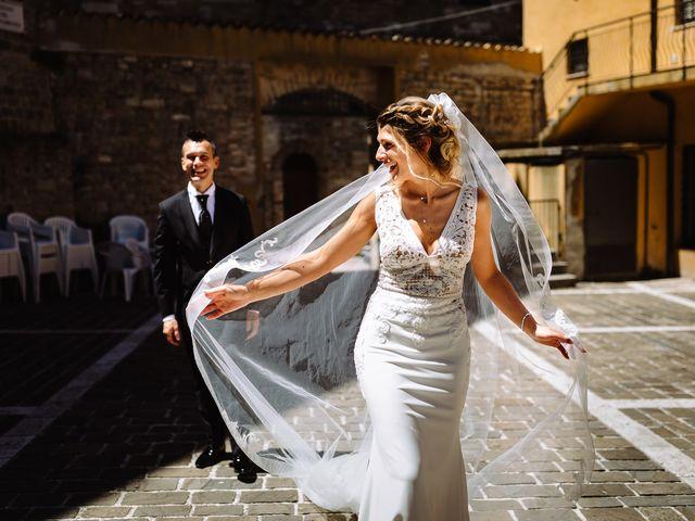 Il matrimonio di Michele e Silvia a Macerata, Macerata 35