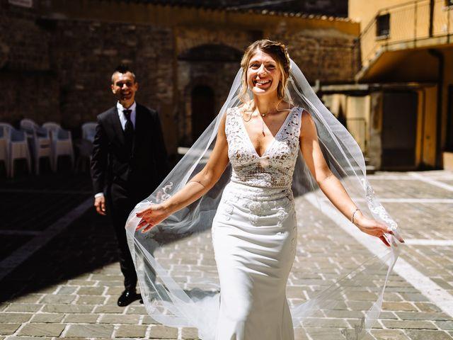 Il matrimonio di Michele e Silvia a Macerata, Macerata 36