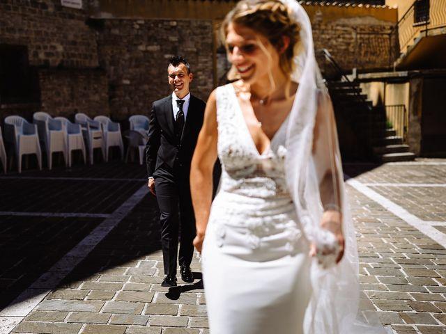 Il matrimonio di Michele e Silvia a Macerata, Macerata 37