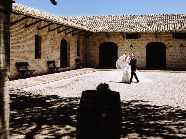 Il matrimonio di Michele e Silvia a Macerata, Macerata 38