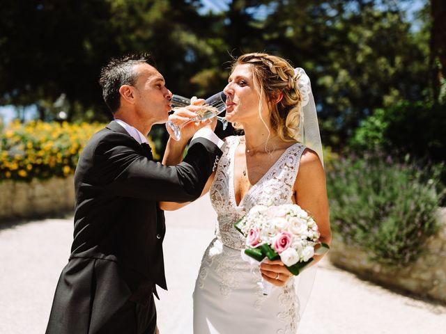 Il matrimonio di Michele e Silvia a Macerata, Macerata 39