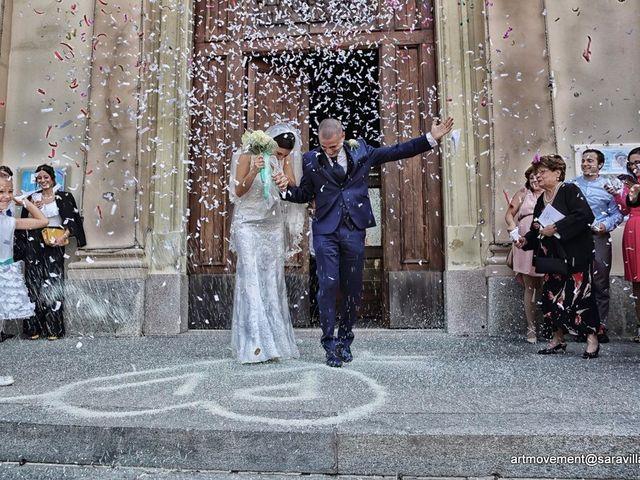 Il matrimonio di Paolo e Viviana a Carvico, Bergamo 2