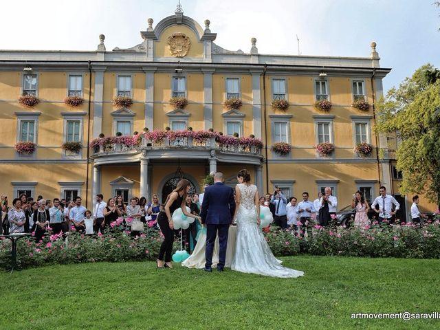 Il matrimonio di Paolo e Viviana a Carvico, Bergamo 5