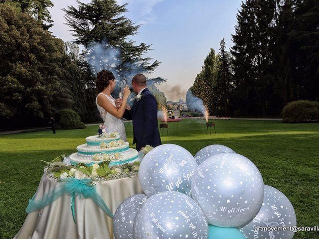 Il matrimonio di Paolo e Viviana a Carvico, Bergamo 6