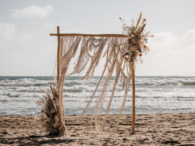 Il matrimonio di Sara e Riccardo a Sabaudia, Latina 43