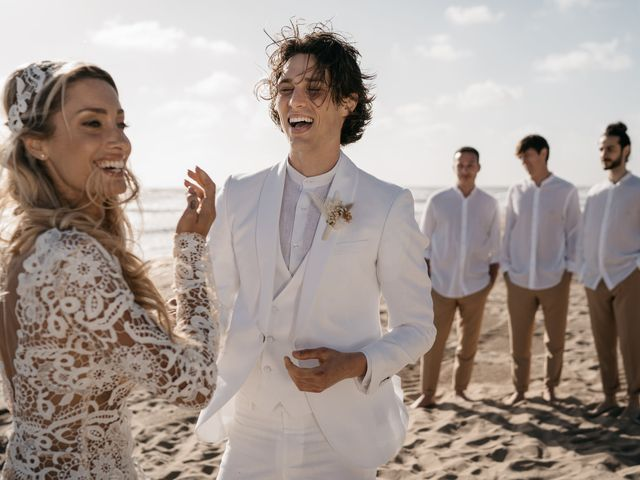 Il matrimonio di Sara e Riccardo a Sabaudia, Latina 61