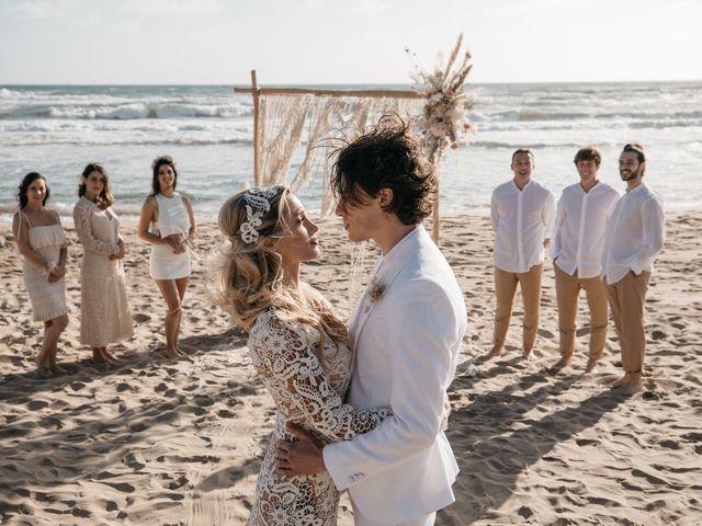 Il matrimonio di Sara e Riccardo a Sabaudia, Latina 1