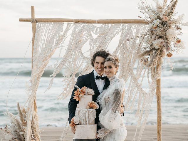 Il matrimonio di Sara e Riccardo a Sabaudia, Latina 2