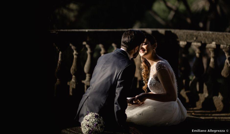 Il matrimonio di Alessandro e Jasmine a Roma, Roma