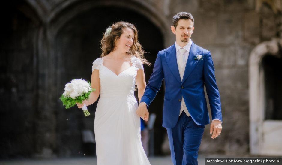 Il matrimonio di Giuseppe e Martina a Napoli, Napoli