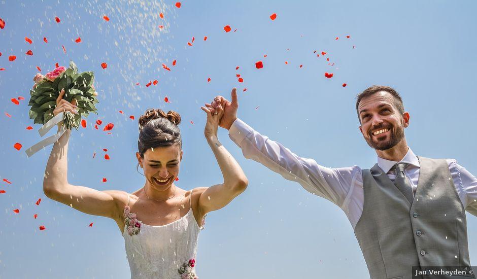Il matrimonio di Mirko e Giada a Salvirola, Cremona