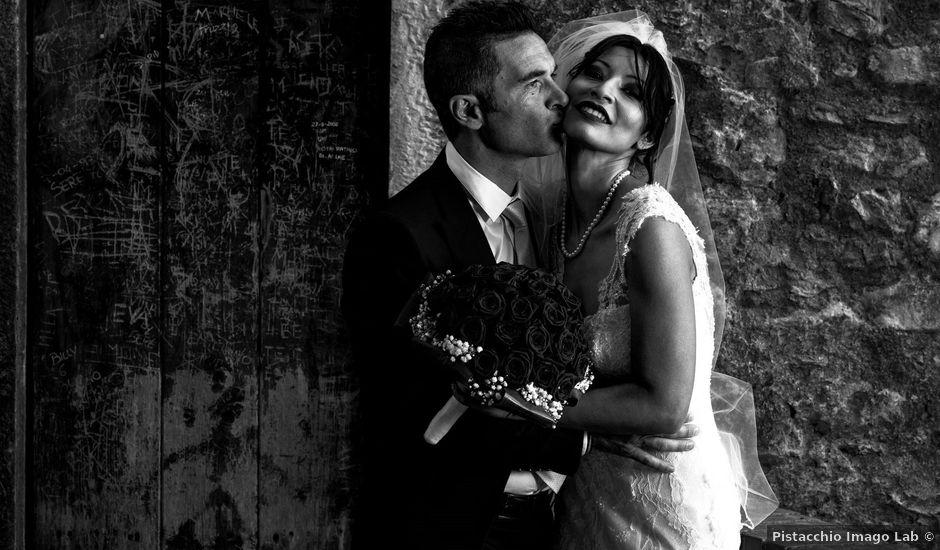 Il matrimonio di Piergiorgio e Kenndya a Sarzana, La Spezia