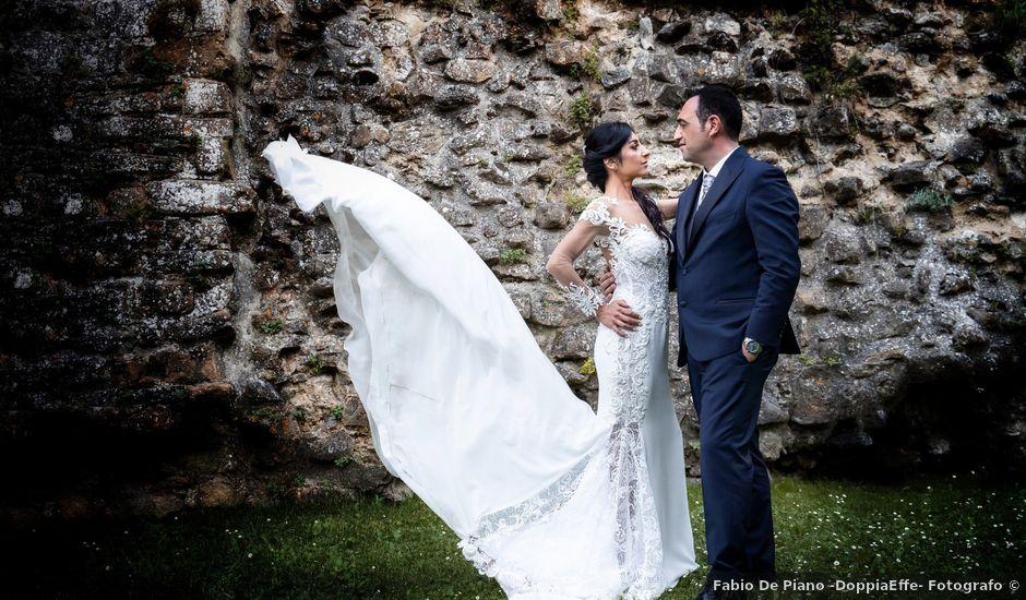 Il matrimonio di Consolato e Annalisa a Forino, Avellino