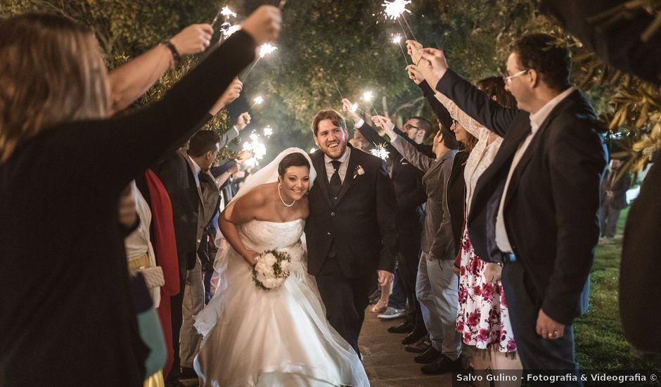 Il matrimonio di Matteo e Serena a Giarratana, Ragusa