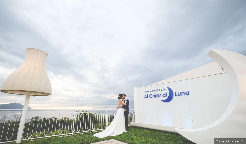 Il matrimonio di Mario e Susy a Napoli, Napoli