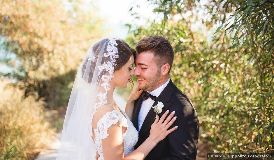 Il matrimonio di Federica e Guido a Licata, Agrigento