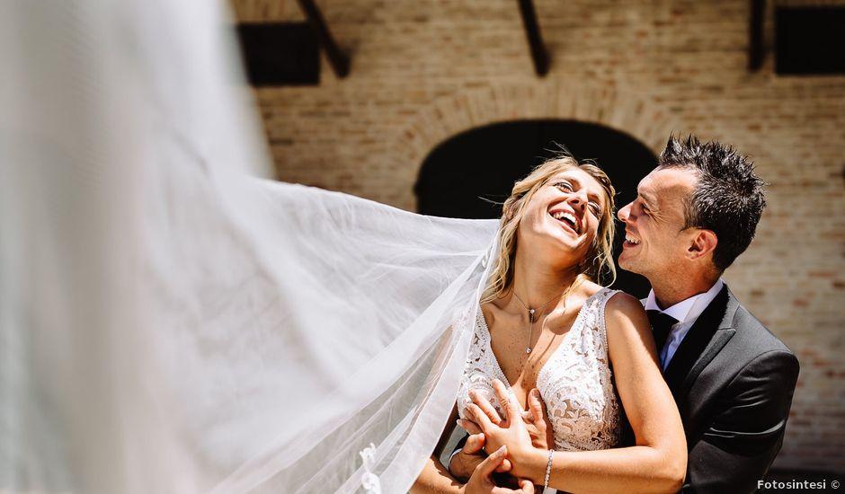 Il matrimonio di Michele e Silvia a Macerata, Macerata