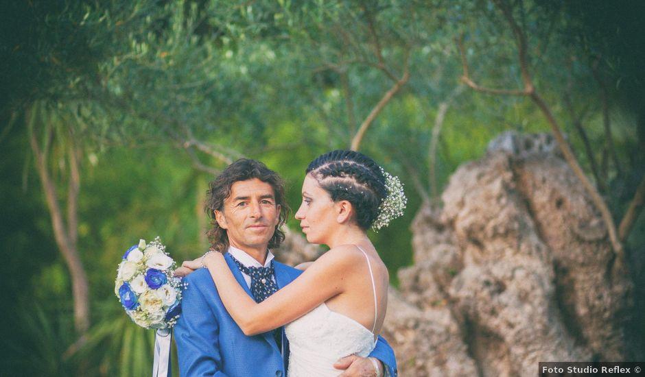 Il matrimonio di Valter e Pamela a Carrara, Massa Carrara