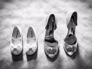 le nozze di Elisabeth e Maurizio 1