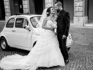 Le nozze di Sonia e Massimiliano