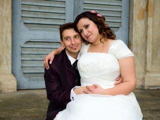 Le nozze di Giusy e Christian
