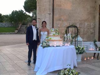 Le nozze di Maristella e Victor