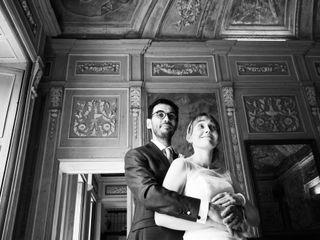 Le nozze di Valérie e Raffaele