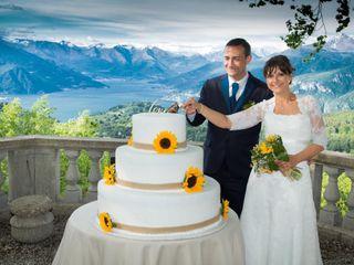 Le nozze di Sabrina e Massimo