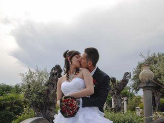 Le nozze di Giuseppe e Jessica 1