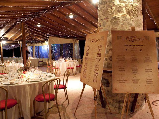 Il matrimonio di Fabrizio e Kiki a Chiusdino, Siena 20