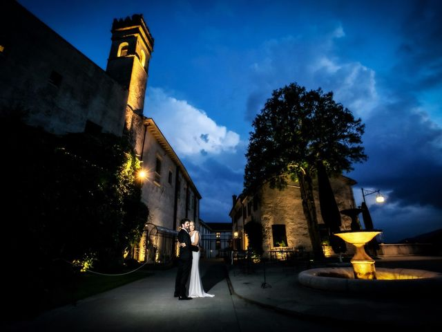 le nozze di Elisabeth e Maurizio