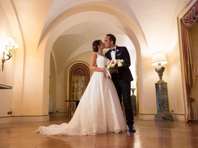 Le nozze di Dolores e Dario